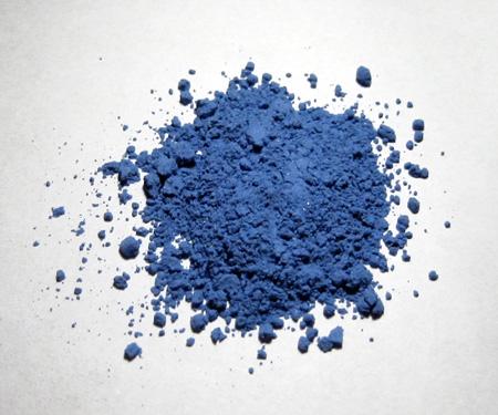 Depiction of Azul ultramar