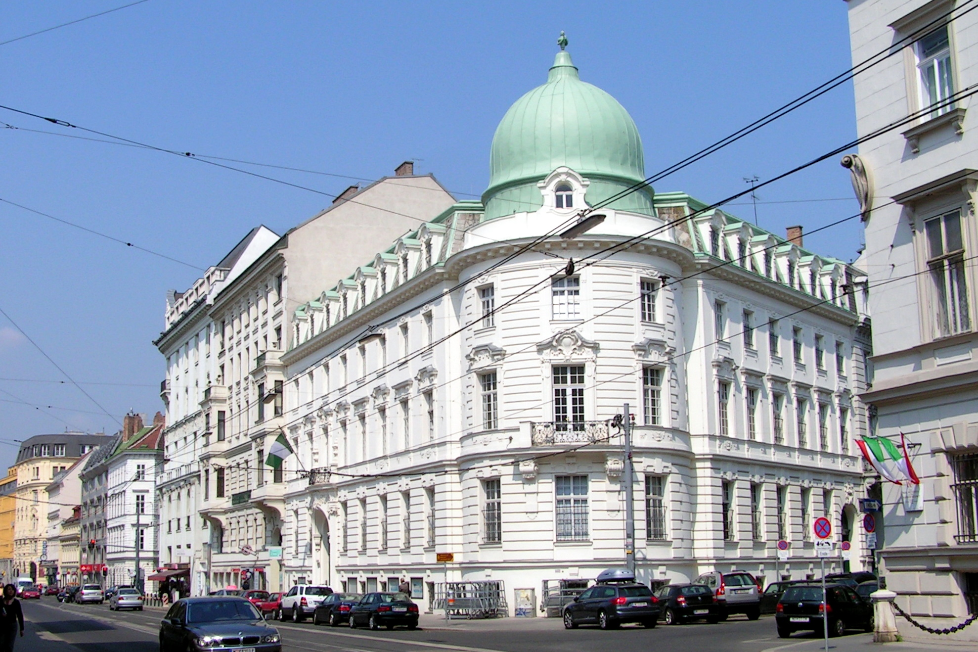 russian embassy in vienna russian