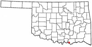 Colbert, Oklahoma Town in Oklahoma, United States