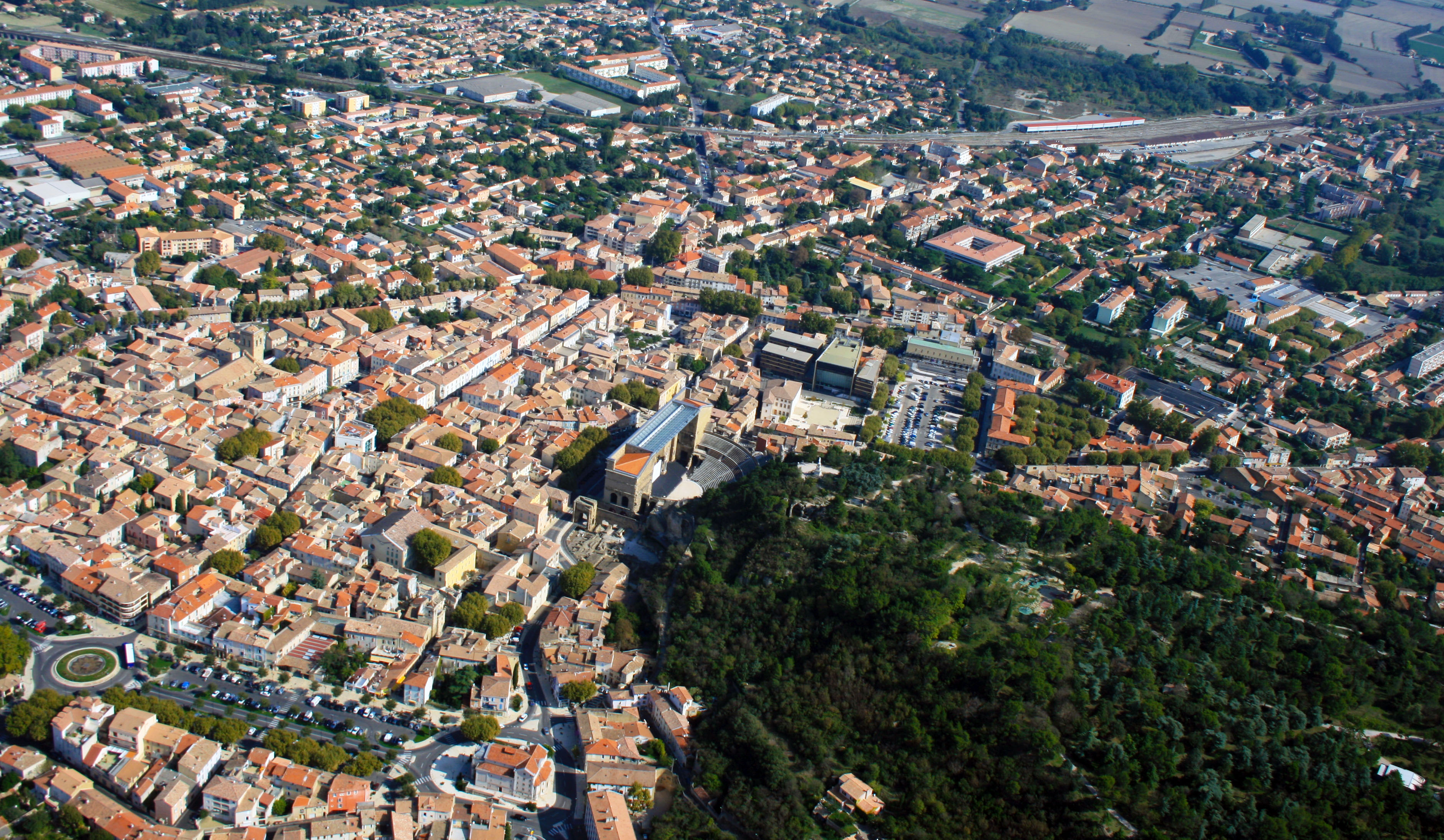 Orange vaucluse wikiwand for Avignon sorgues