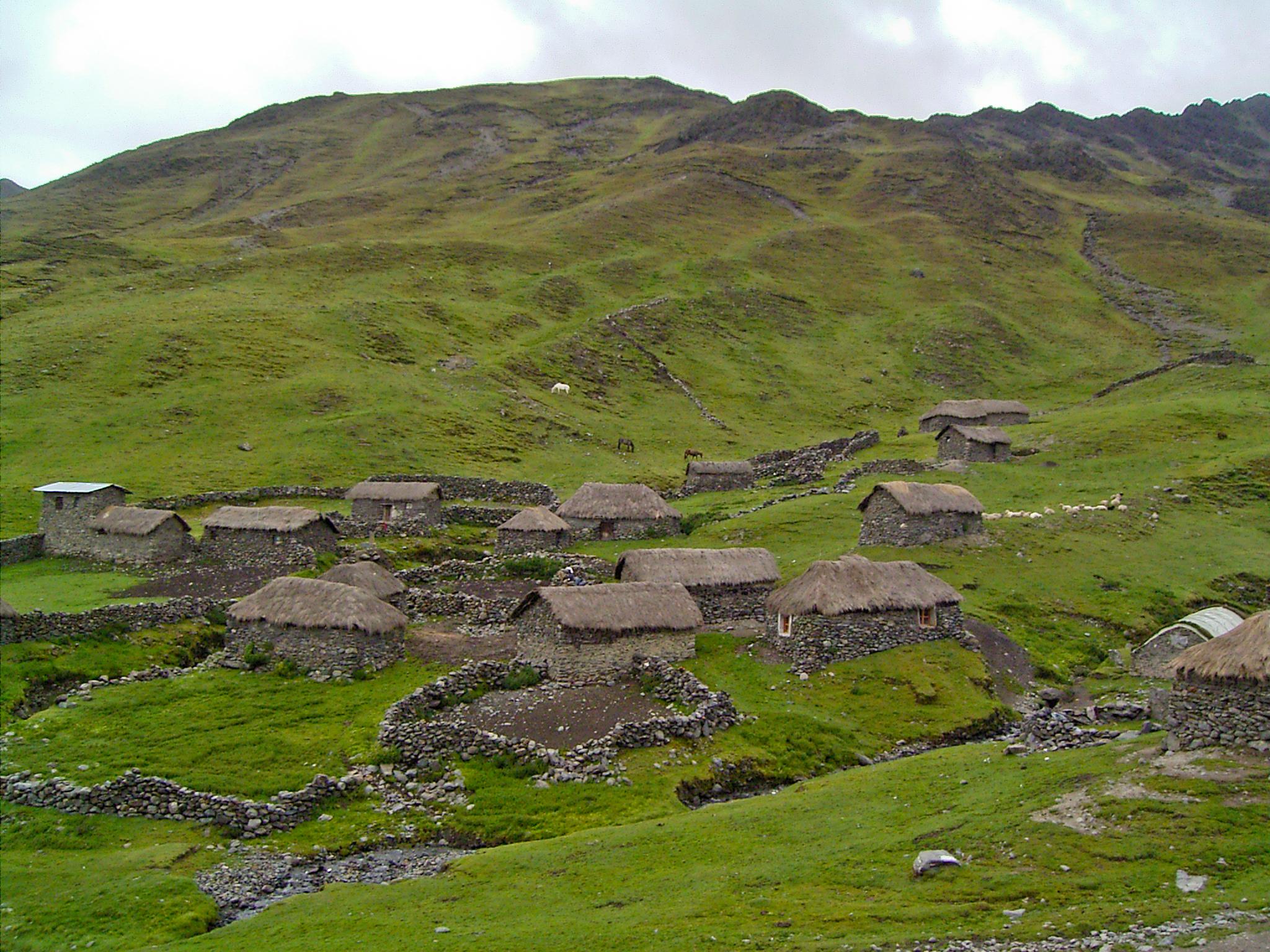 Resultado de imagen de poblamiento rural