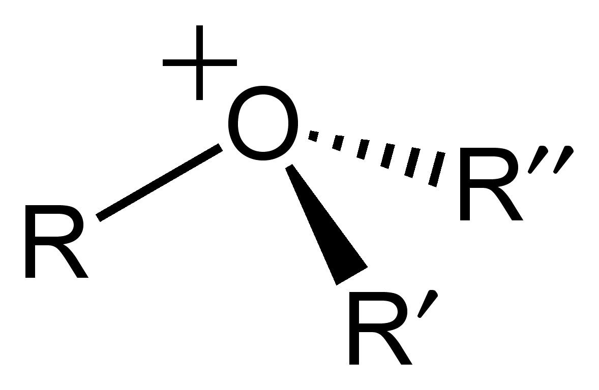 oxonium � wiktionnaire