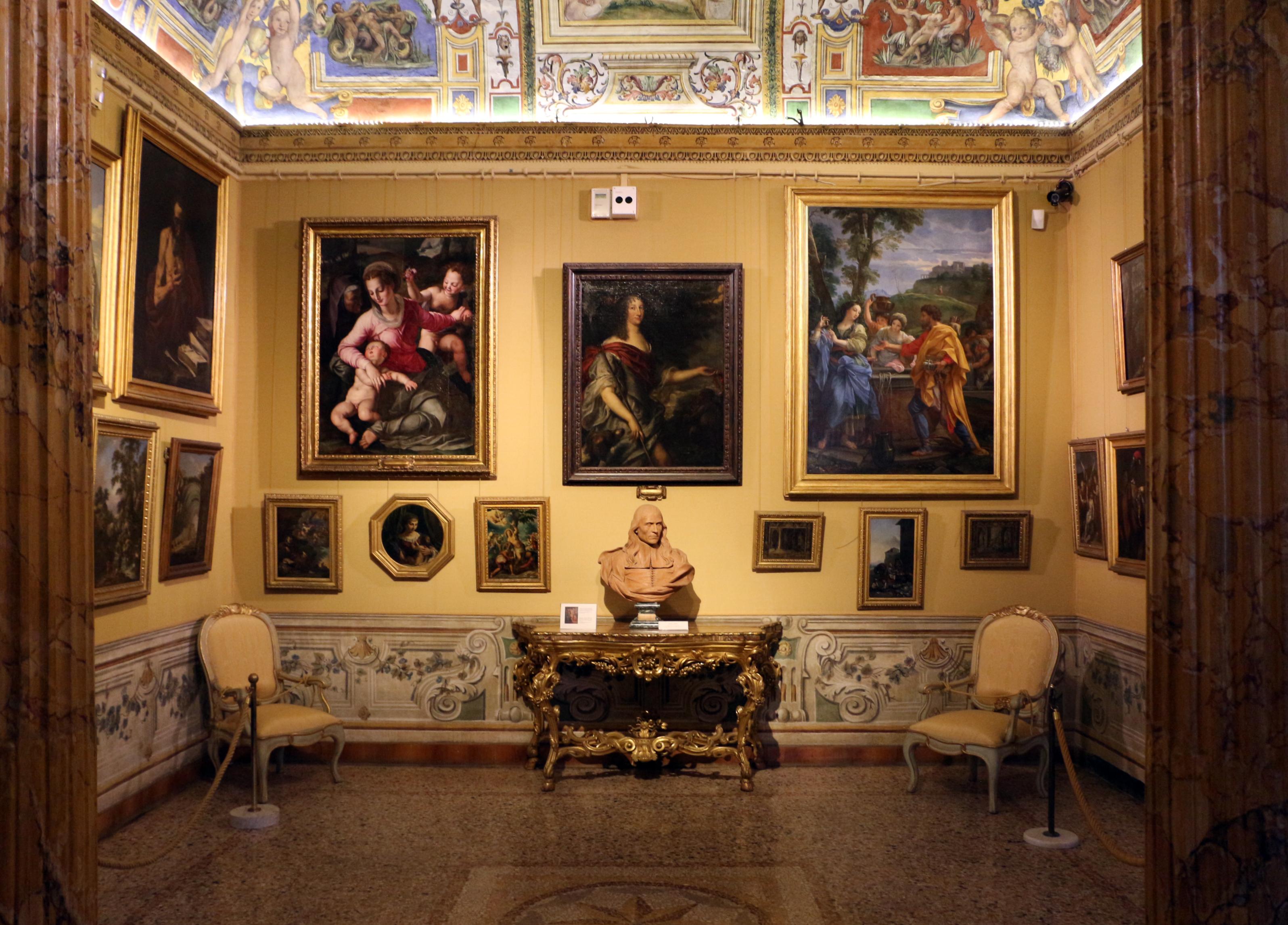 File palazzo corsini alla lungara camera dell 39 alcova for Camera roma