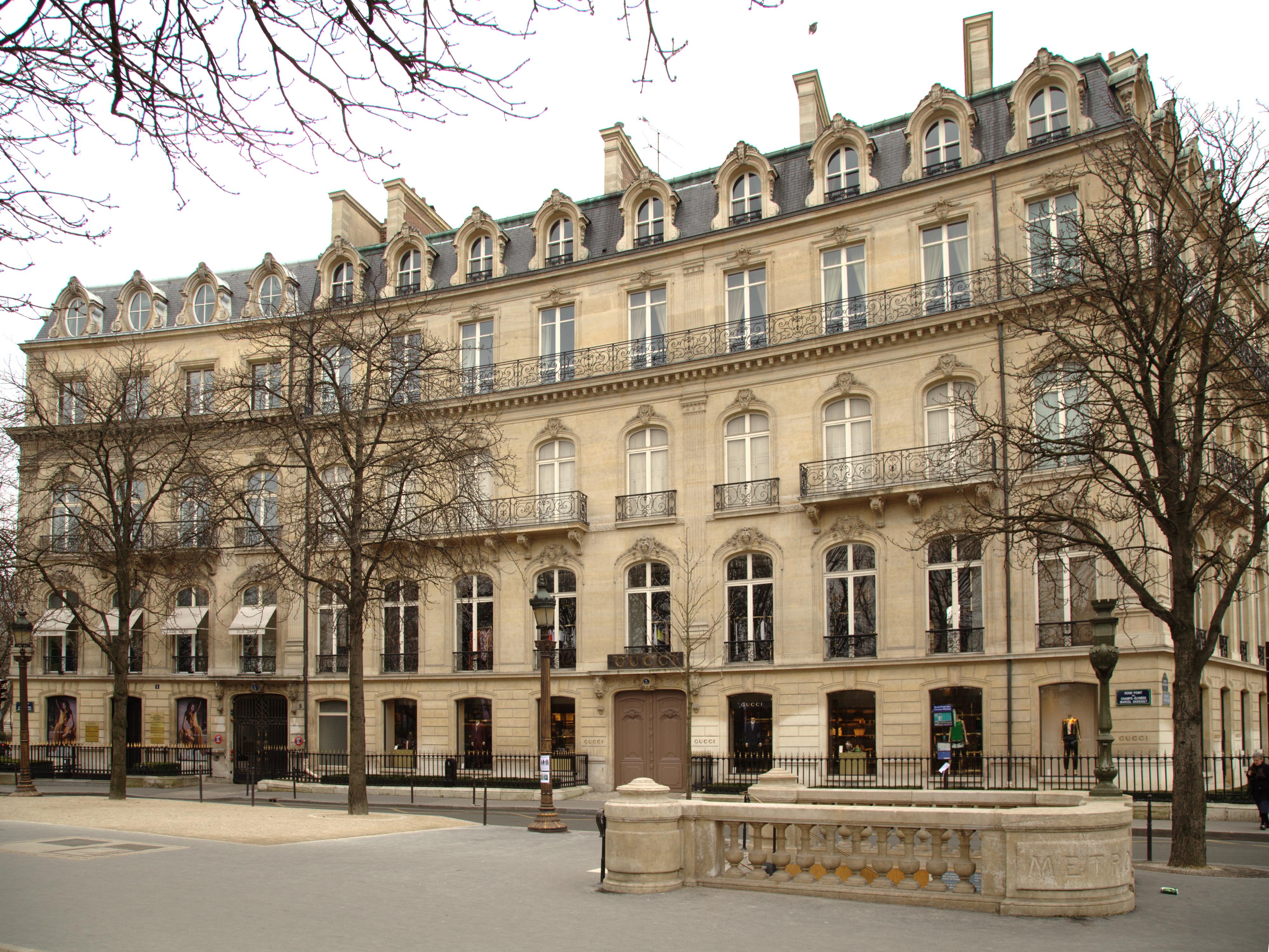Hotel De Louvre Paris France