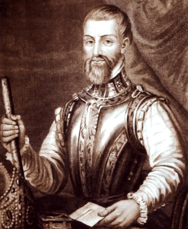 Гаска, Педро де ла