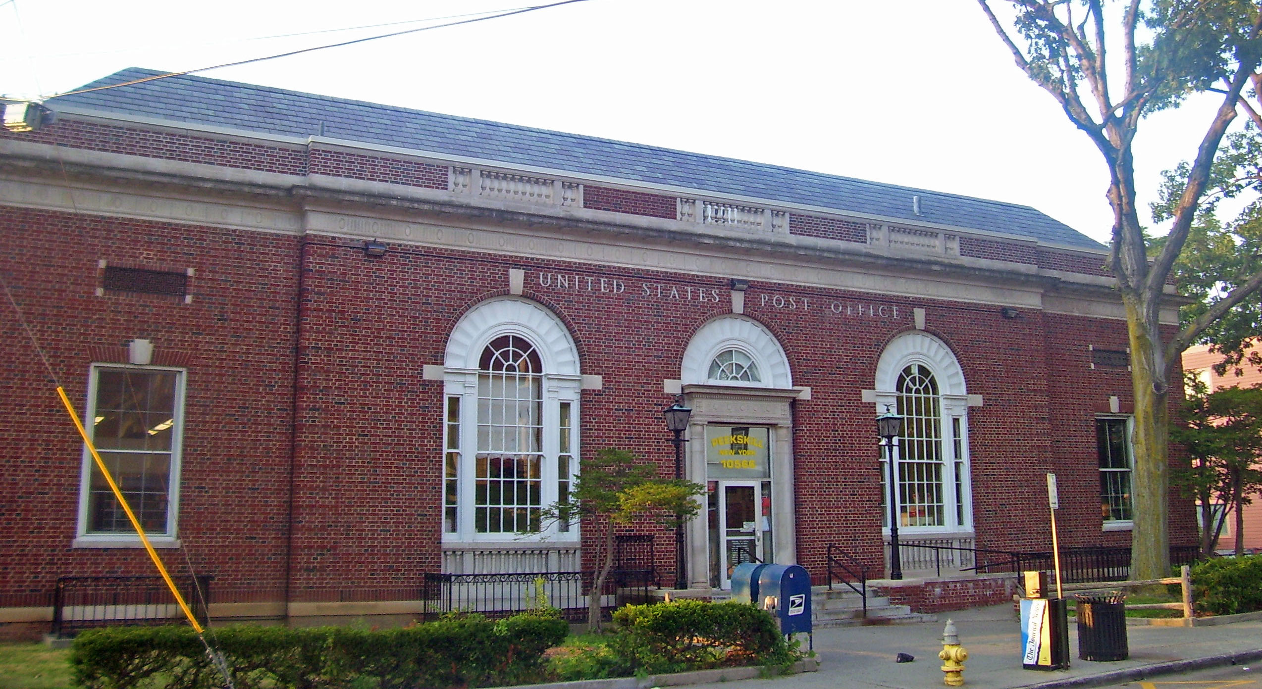 File:Peekskill, NY, post
