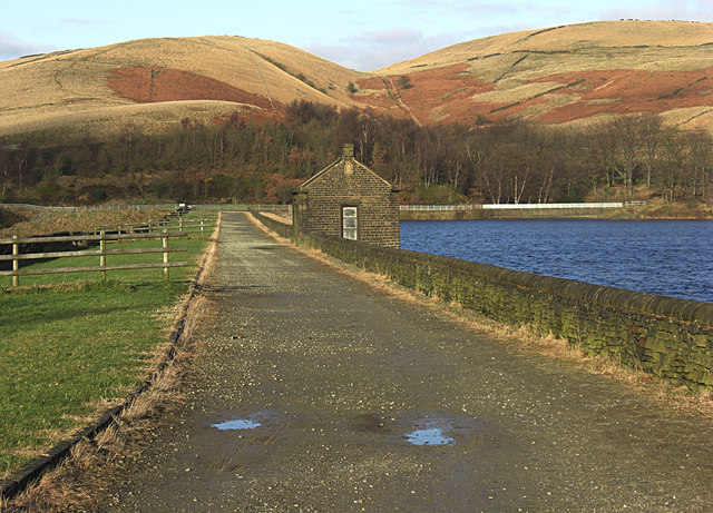 Piethorne Reservoir - geograph.org.uk - 1657850