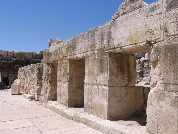 אומנת קשת רובינסון, ירושלים