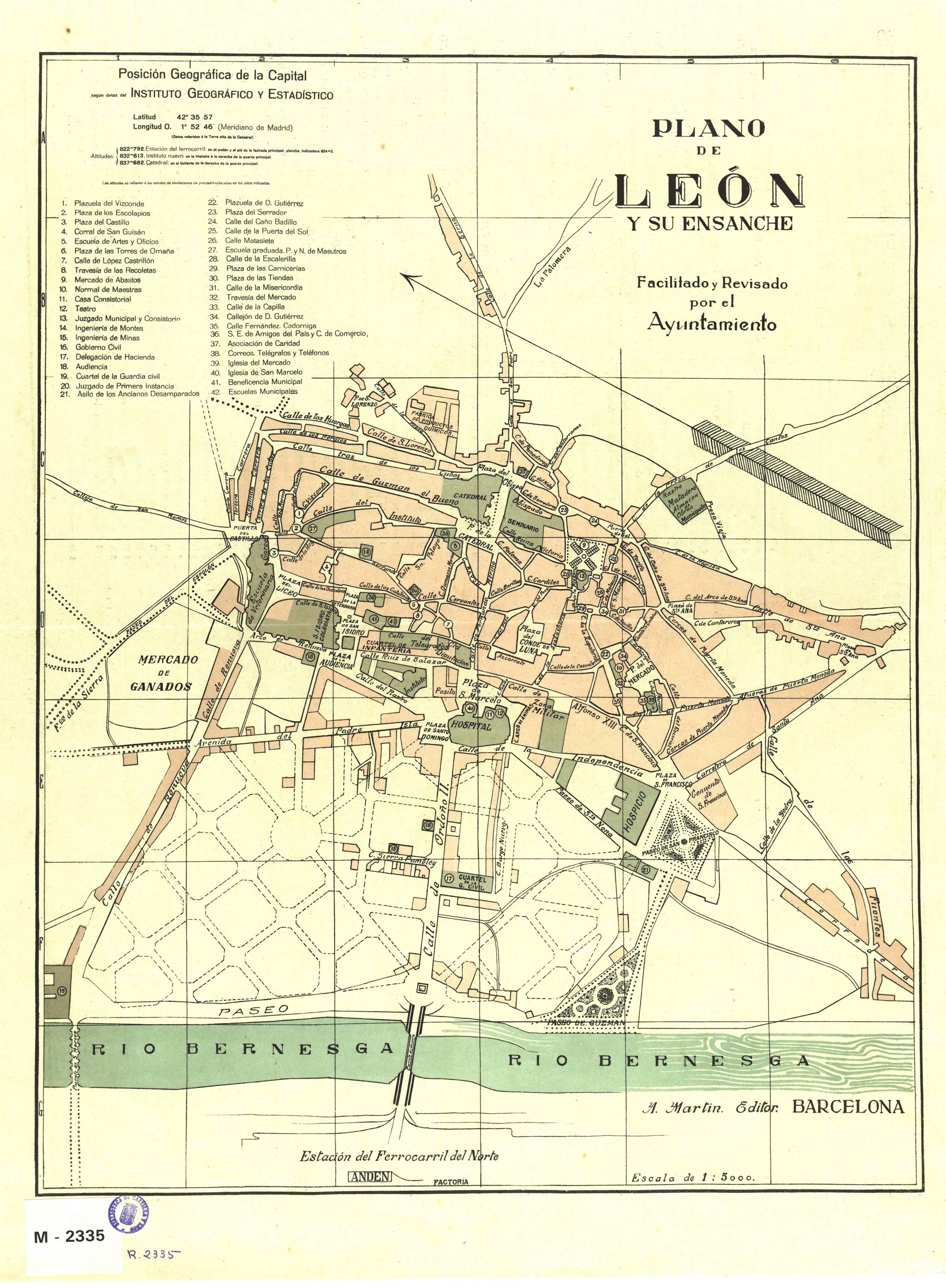 Barrio Humedo Leon Mapa.Casco Antiguo De Leon Wikipedia La Enciclopedia Libre