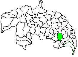 Ponnur mandal Mandal in Andhra Pradesh, India