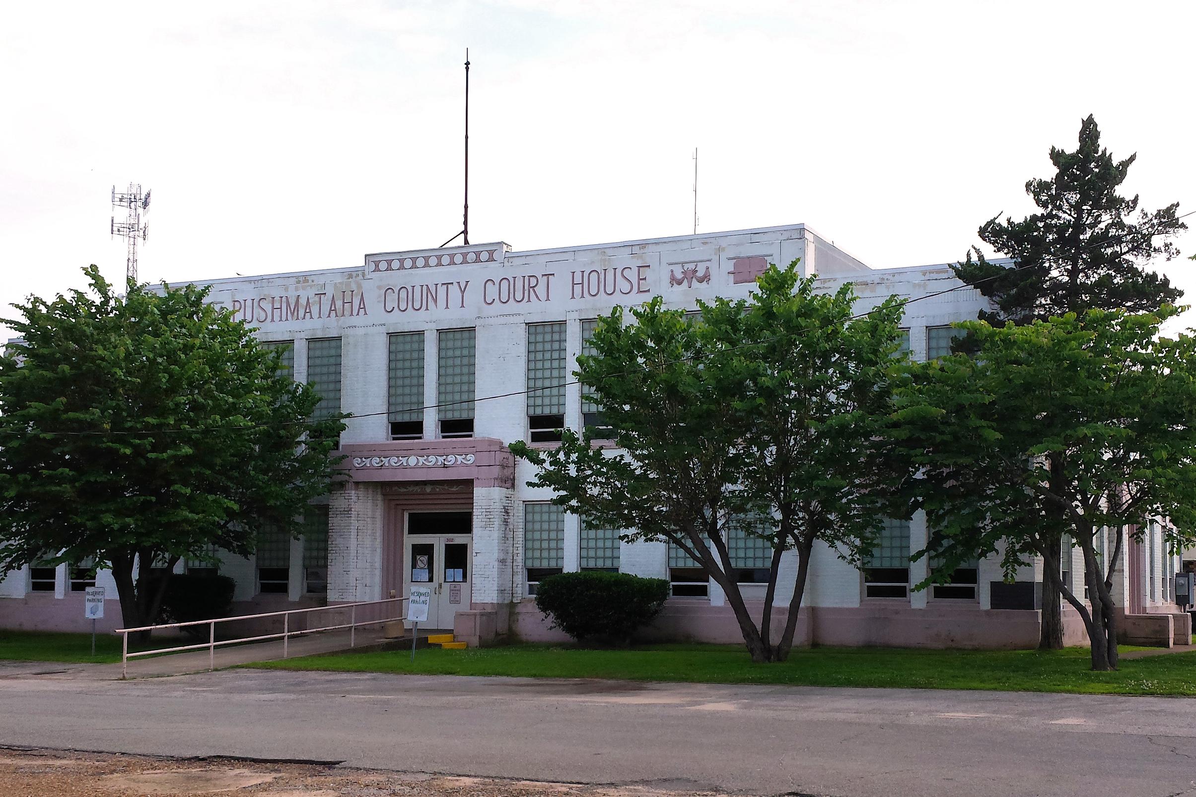 Pushmataha County, Oklahoma - Wikipedia