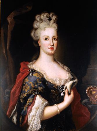 Portrait of Queen Maria Anna of Portugal by Pompeo Batoni