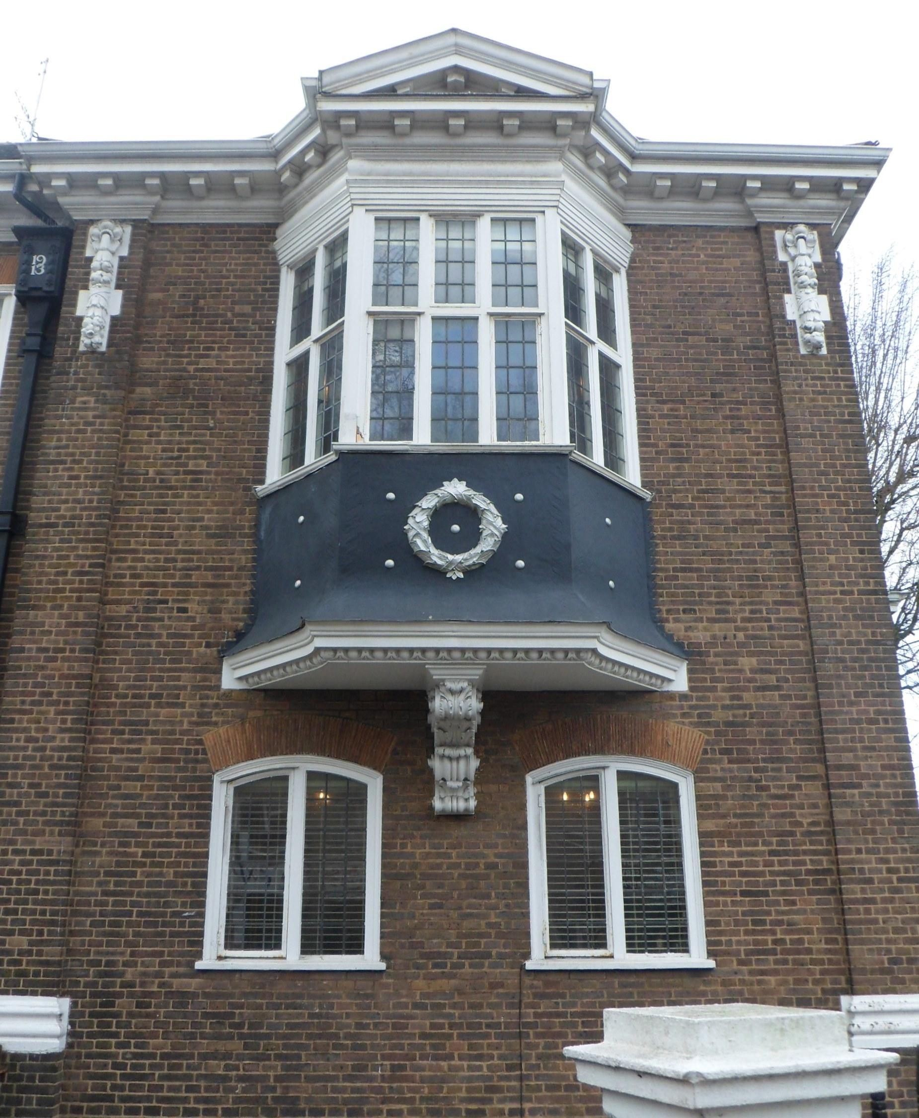 English Tudor Houses File Ralli Hall Denmark Villas Hove March 2013 Oriel
