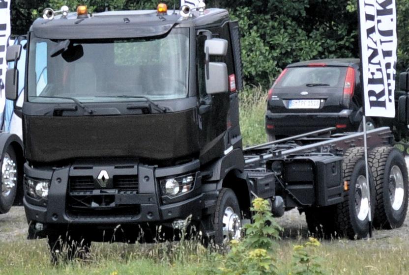 Renault Trucks K Wikipedia