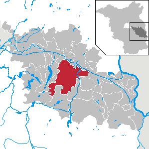 Rietz-Neuendorf nerede, toplu taşıma ile nasıl gidilir - Yer hakkında bilgi