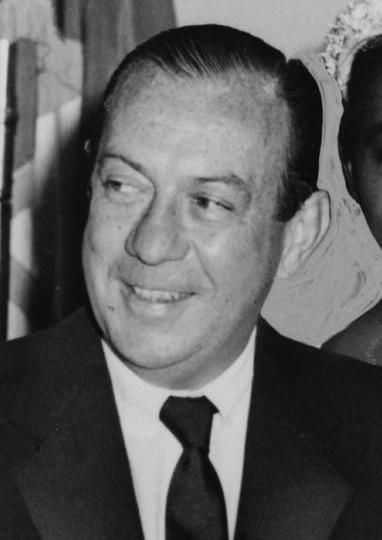 Photograph of Robert F. Wagner Jr.