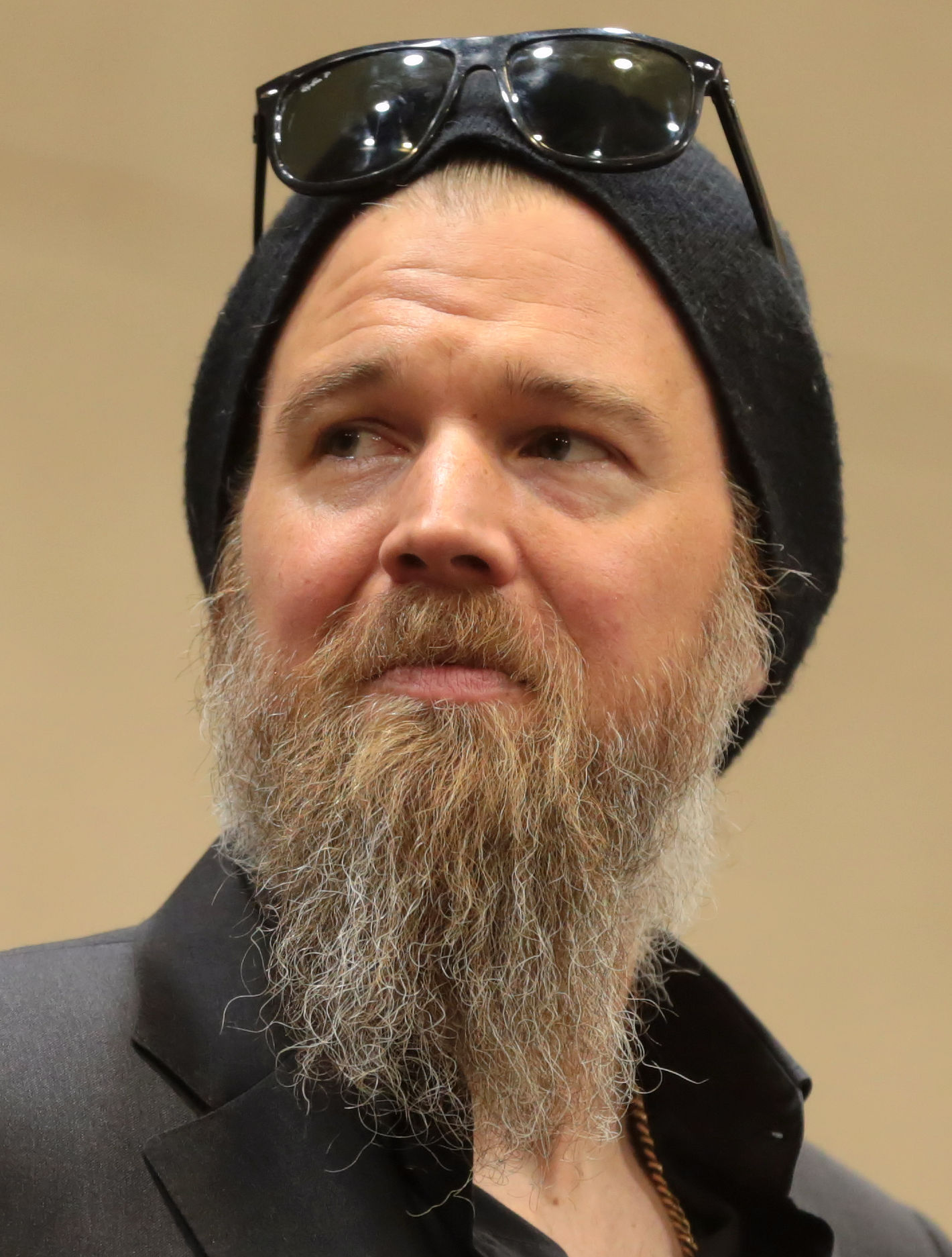 The 42-year old son of father Rick Hurst  and mother Candace Kaniecki Ryan Hurst in 2018 photo. Ryan Hurst earned a  million dollar salary - leaving the net worth at 4 million in 2018