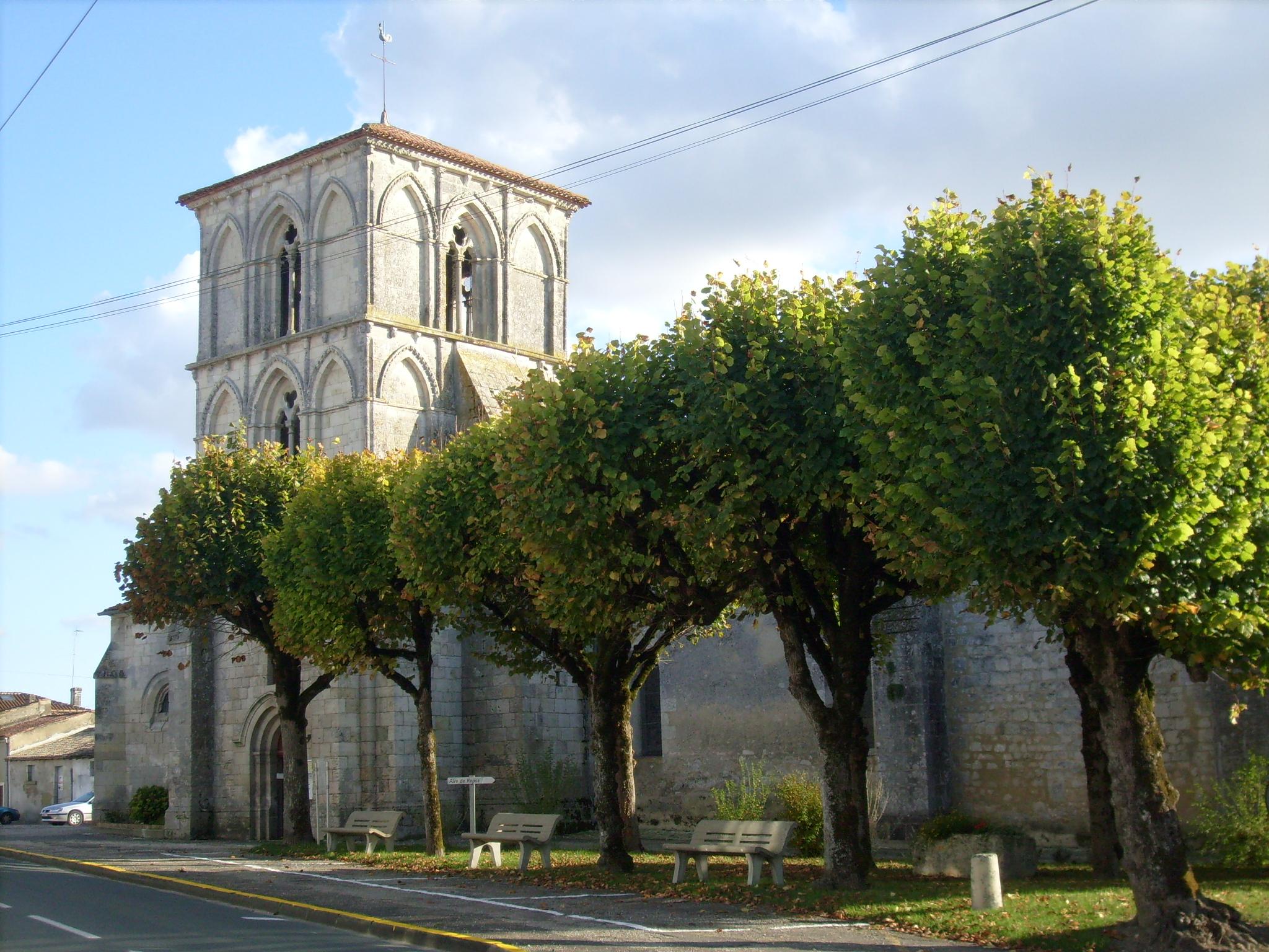 Saint-Ciers-du-Taillon