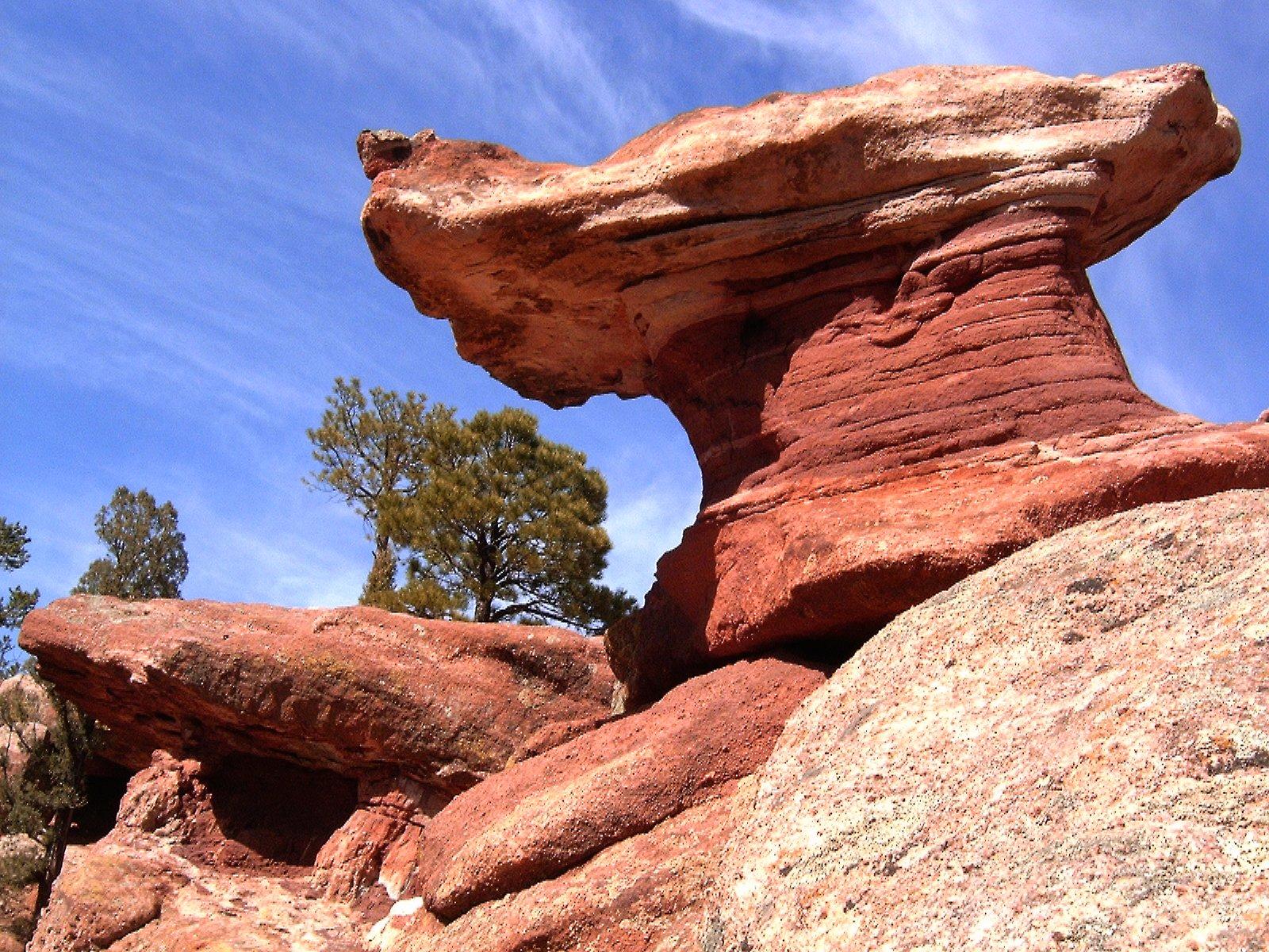 File Sandsteinformation In Garden Of The
