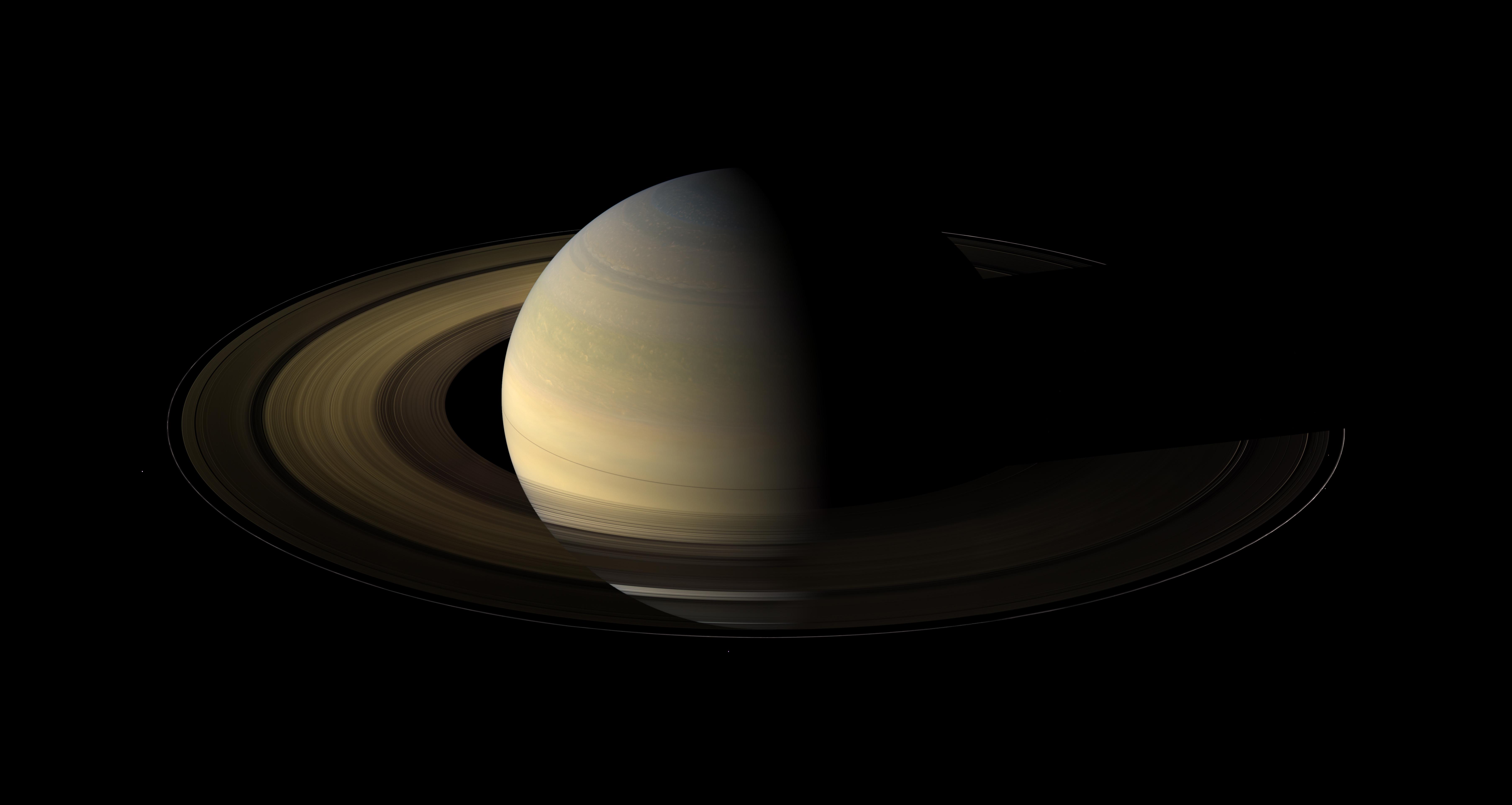planets near saturn - photo #23