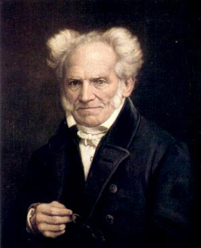 "Schopenhauer said ""Man is free to do what he wills, but he cannot will what he wills"" The Hard Determinist says that obviously, then, there is no 'free will' Schopenhauer.jpg"