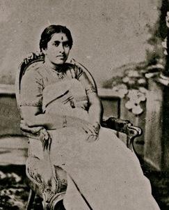 Sethu Lakshmi Bayi Regent Maharani of Travancore , previous Senior Rani of Attingal