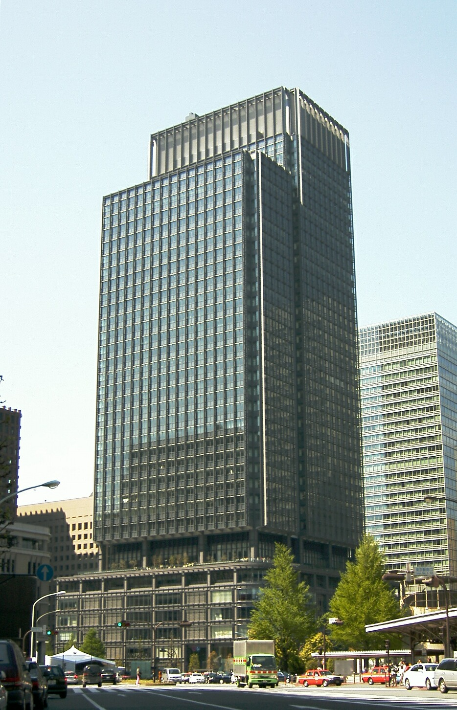 Shin Marunouchi Building Wikipedia