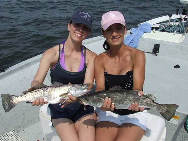 File speckled trout fishing wikimedia commons for How much is a fishing license in louisiana