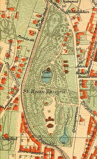 nordre gravlund kart