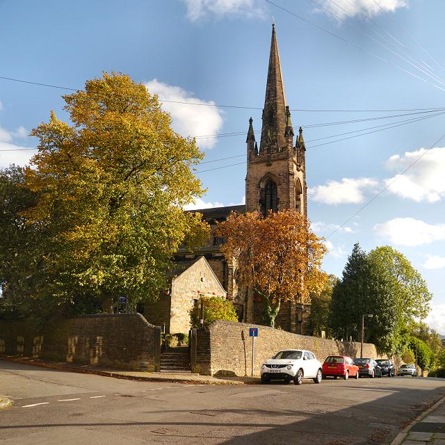 St Paul S Church Macclesfield Wikipedia
