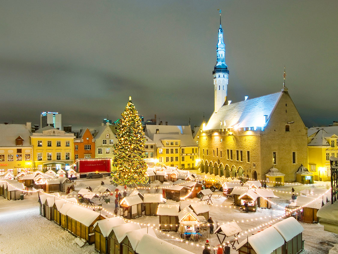 Tallinn Christmas Market, Uploaded by Nathan lund