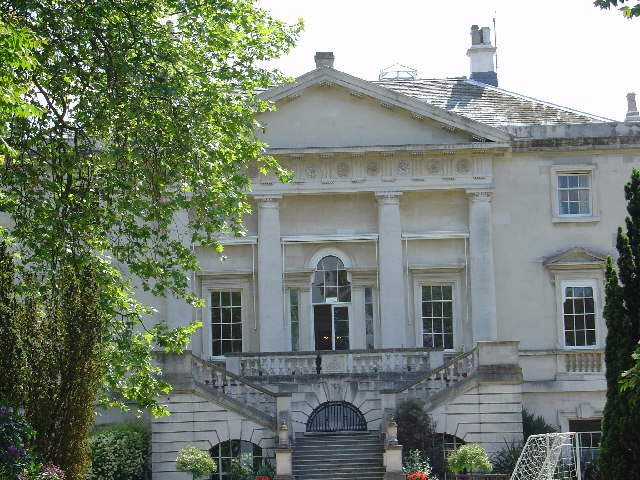 The White Lodge, Richmond Park - geograph.org.uk - 17626