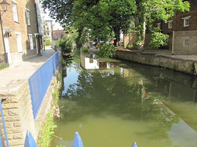 Castle Mill Stream