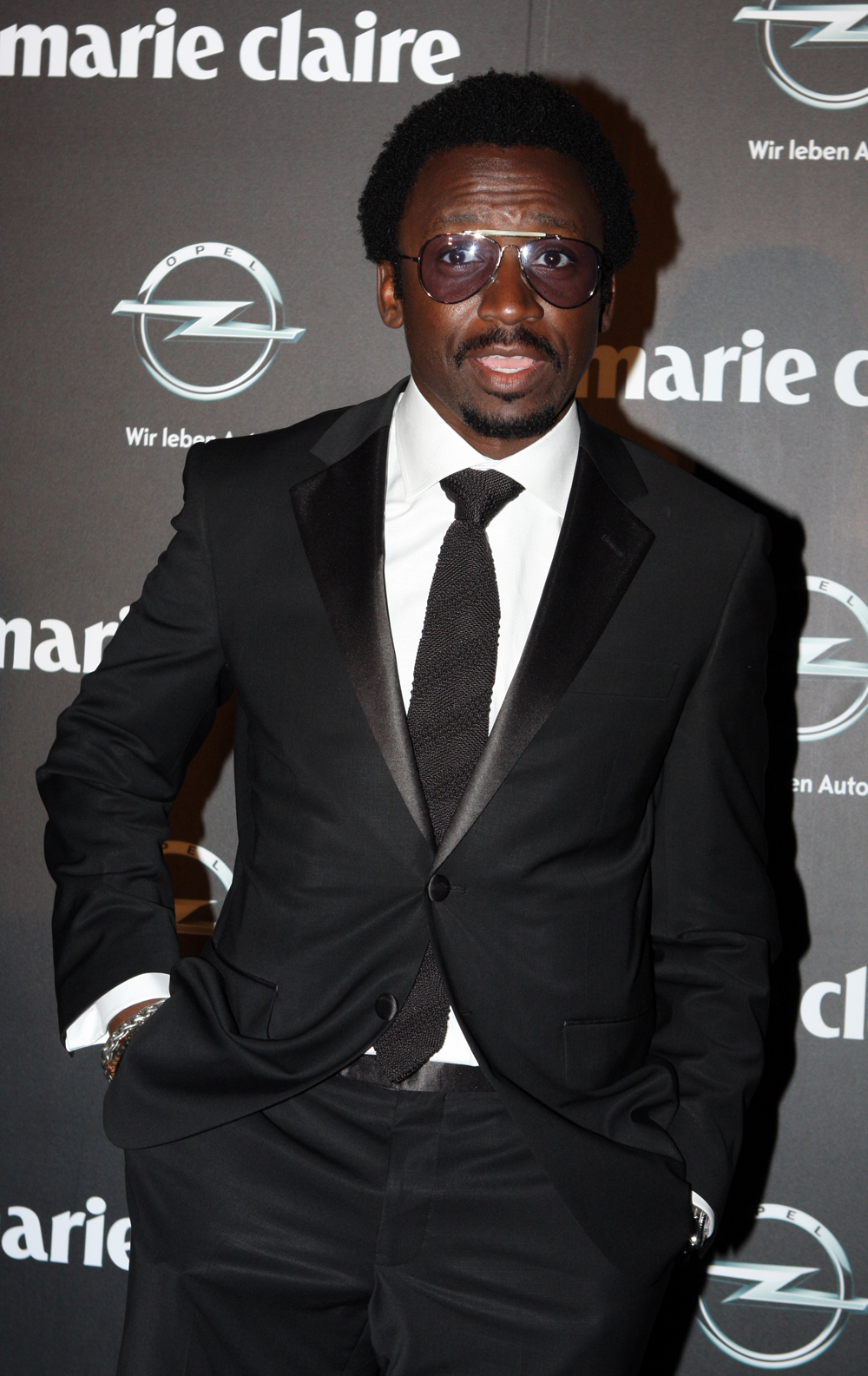 Tony okungbowa dating