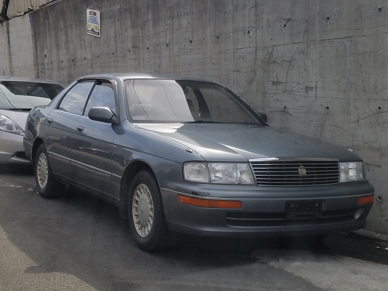 Toyota crown jzs141 royalsaloon 2 f