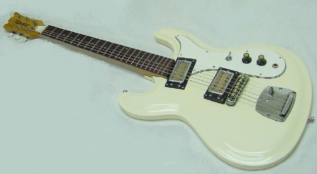 dating univox guitars