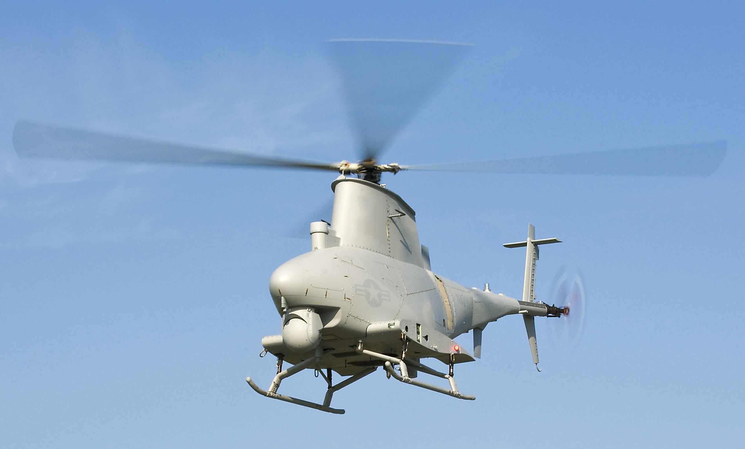 drone thermique rc