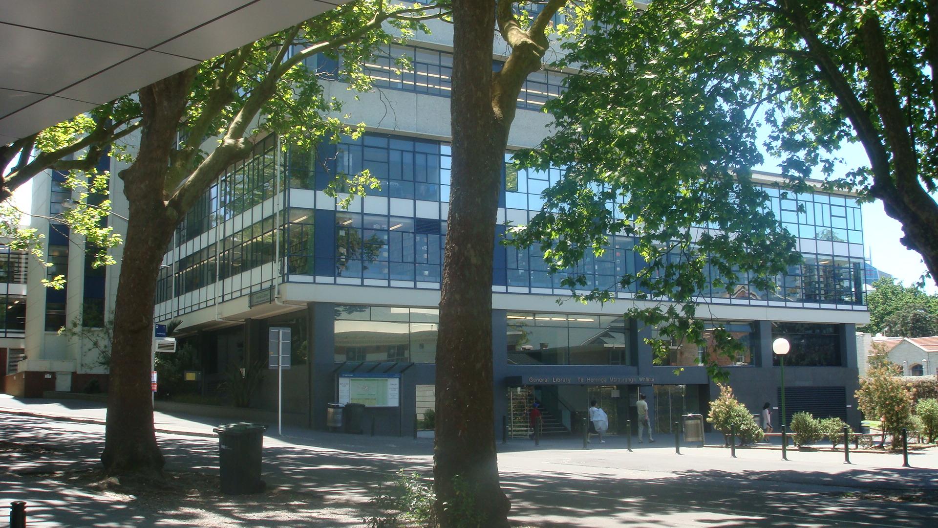 University Of Auckland Engineering Building