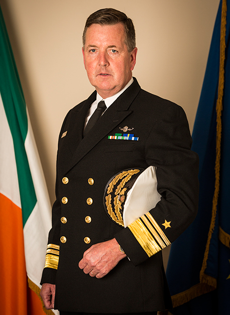 Chief of Staff of the Defence Forces (Ireland) - Wikipedia