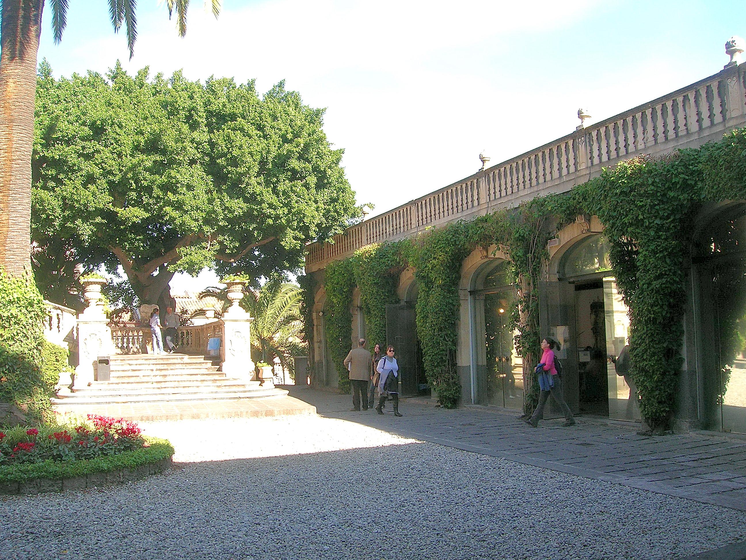 Villa Cerami Catania Orari