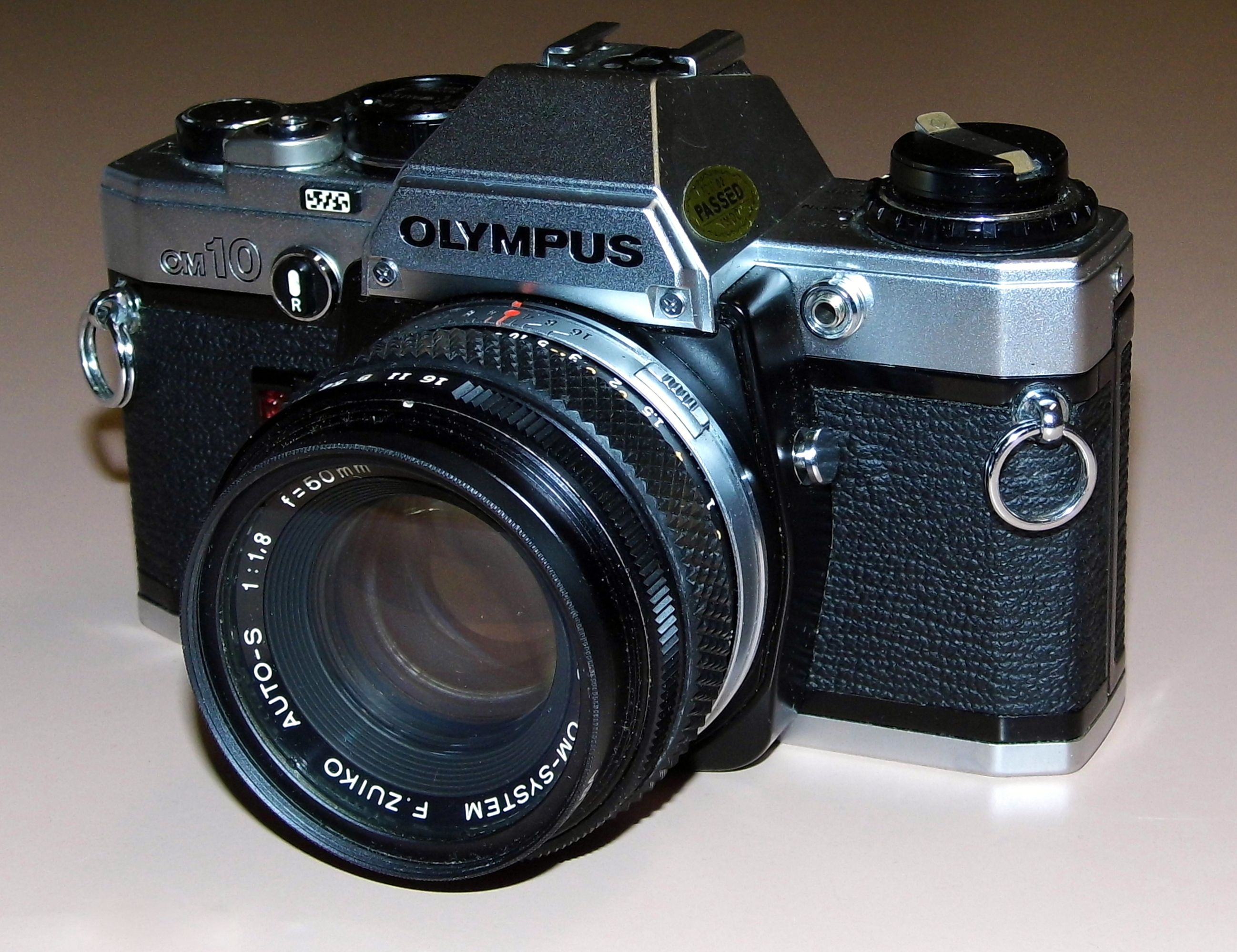 Olympus OM 10 vintage analog rol film camera body ... |Olympus Vintage Camera