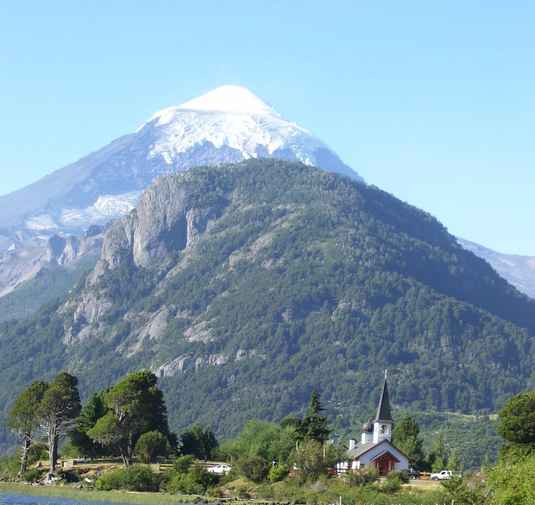 Volcanes en Argentina