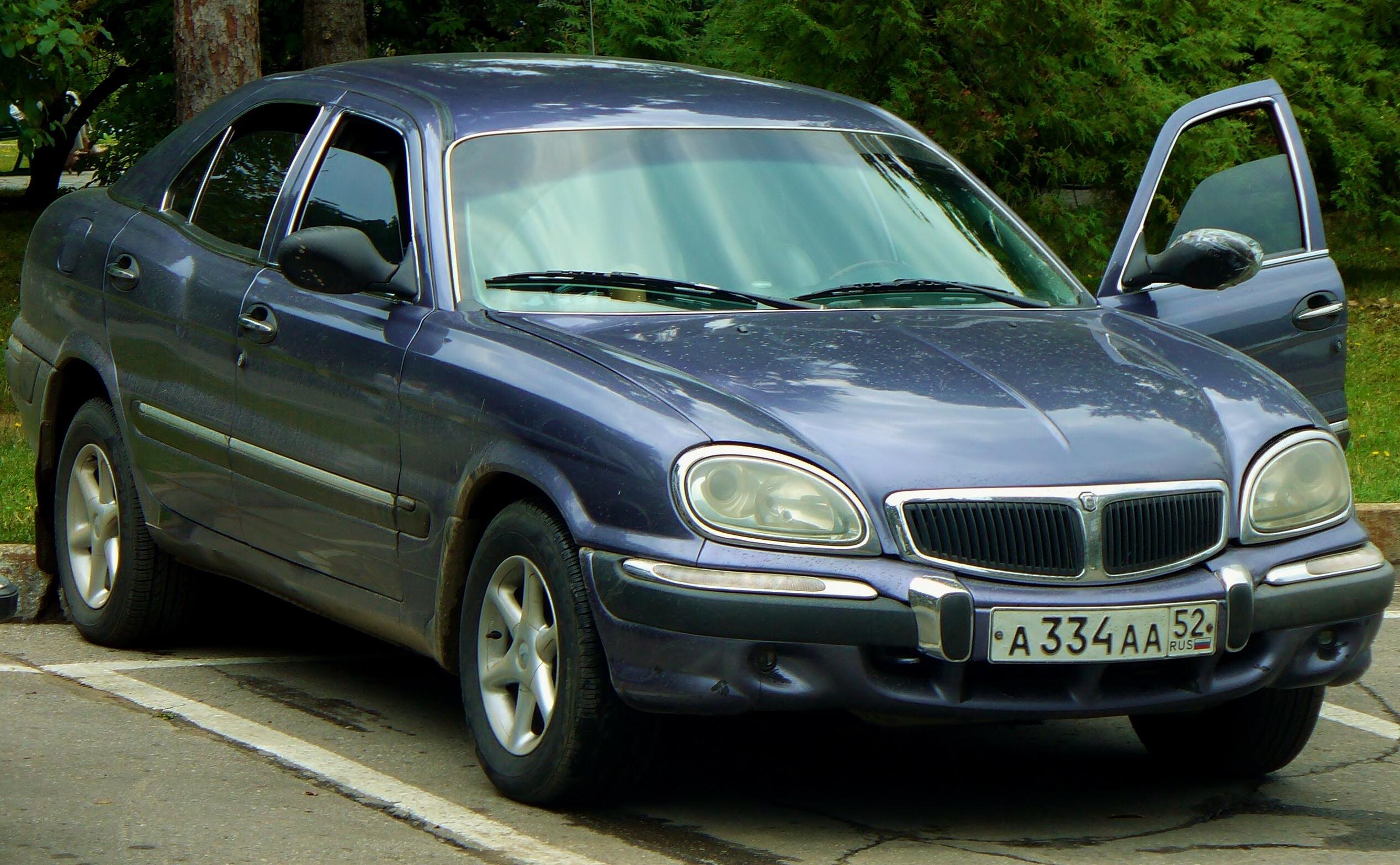 волга 3111