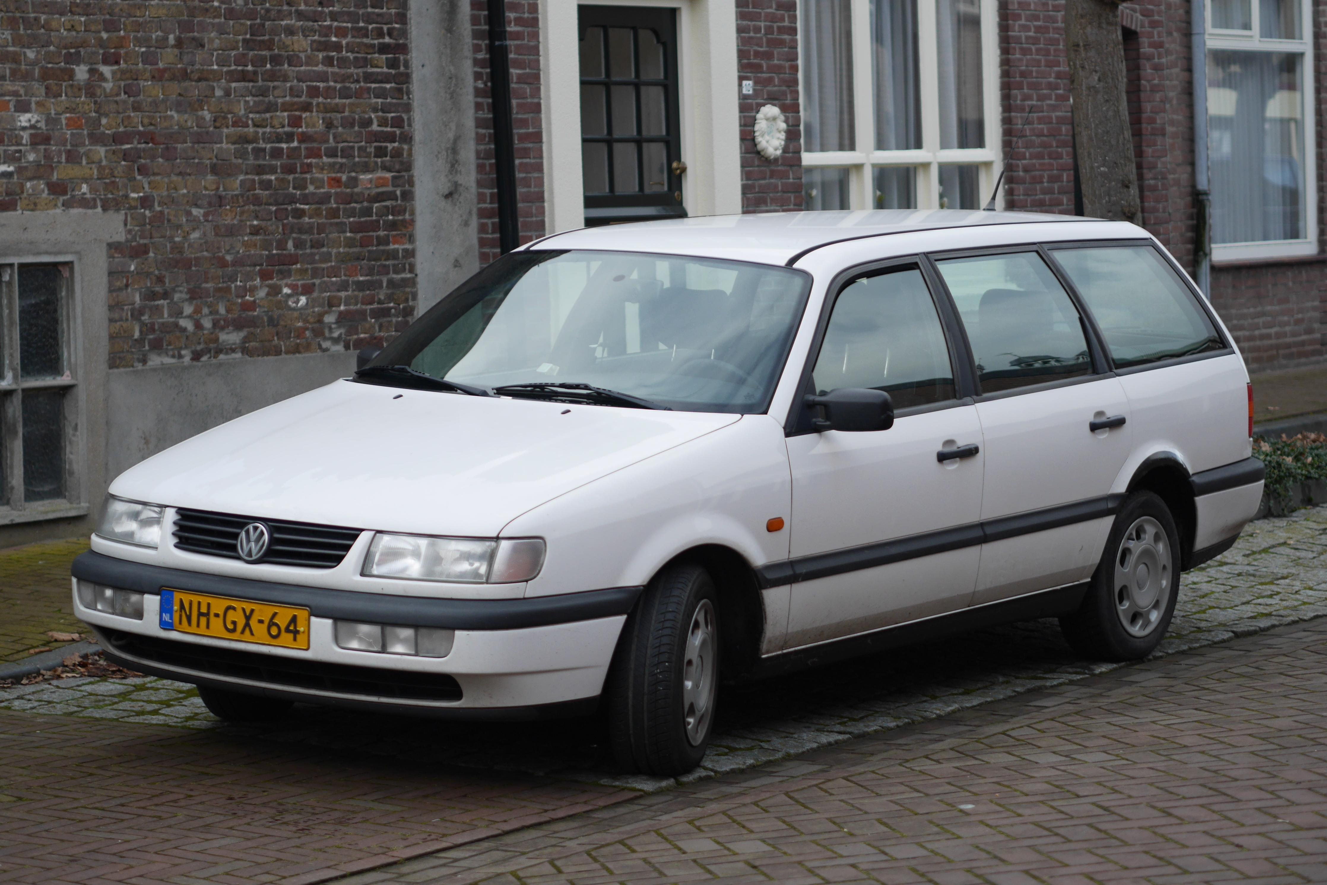 File Volkswagen Passat B4 Variant In Aardenburg 2 Jpg
