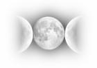 Wiccan Triple Moon