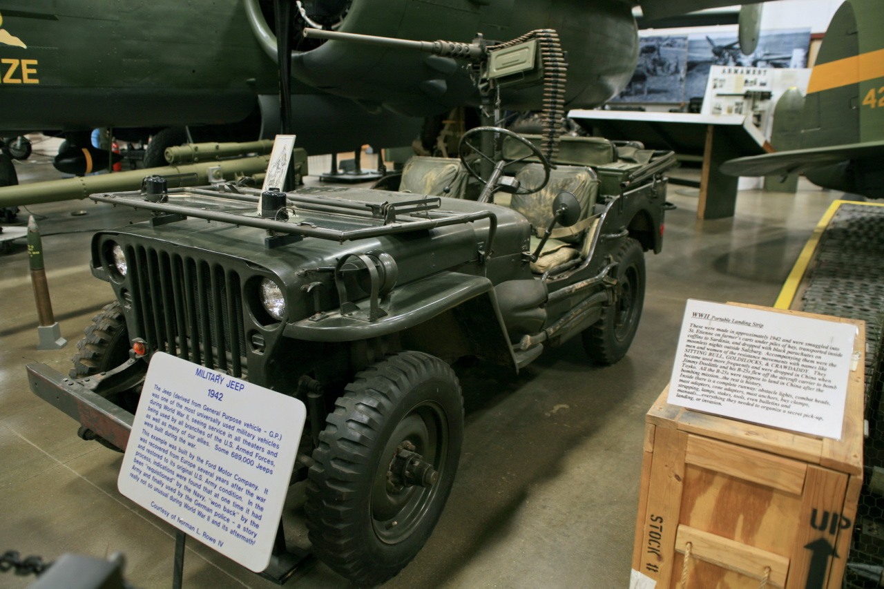 File:Willis 1942 Military Jeep