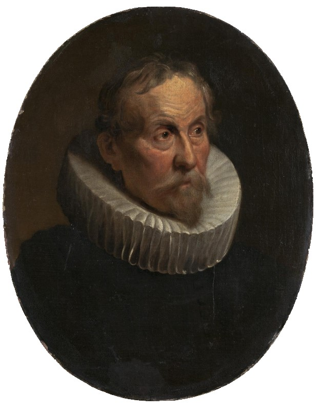 Portrait of Pieter Bruegel the Younger (called \
