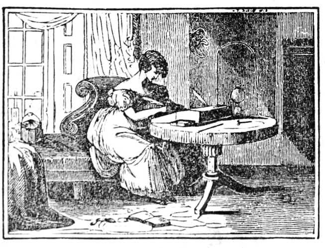 Writing in 1830