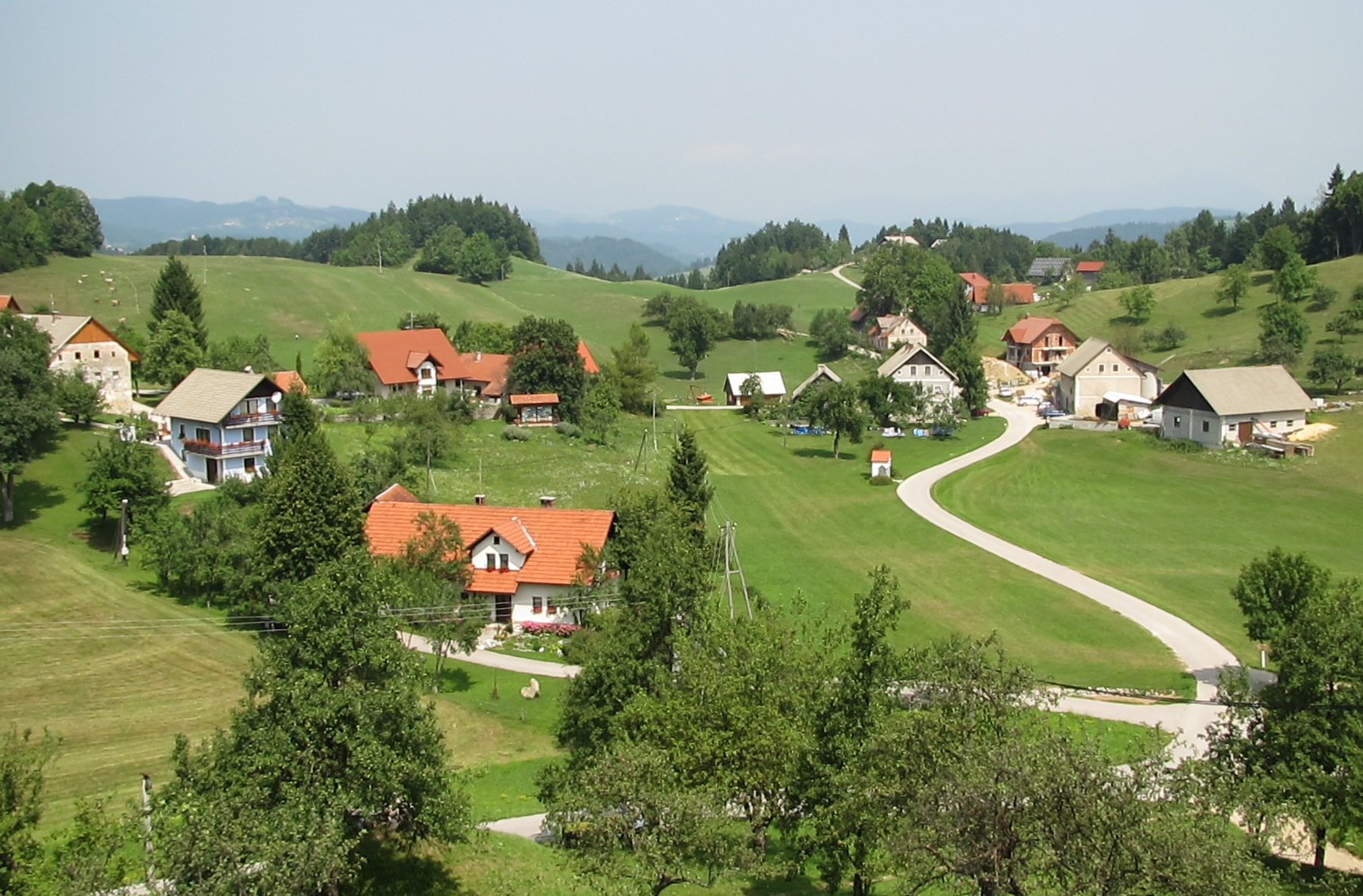 Idrija Slovenia  city photos : Description Zavratec Idrija Slovenia