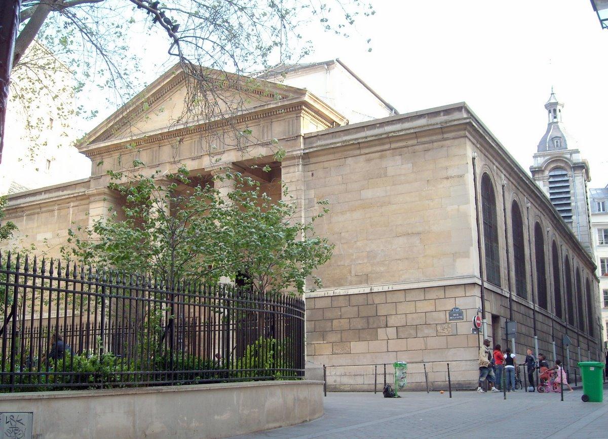 Notre Dame De Bonne Nouvelle Wikipedia